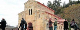 Pasos para restaurar dos joyas del prerrománico asturiano