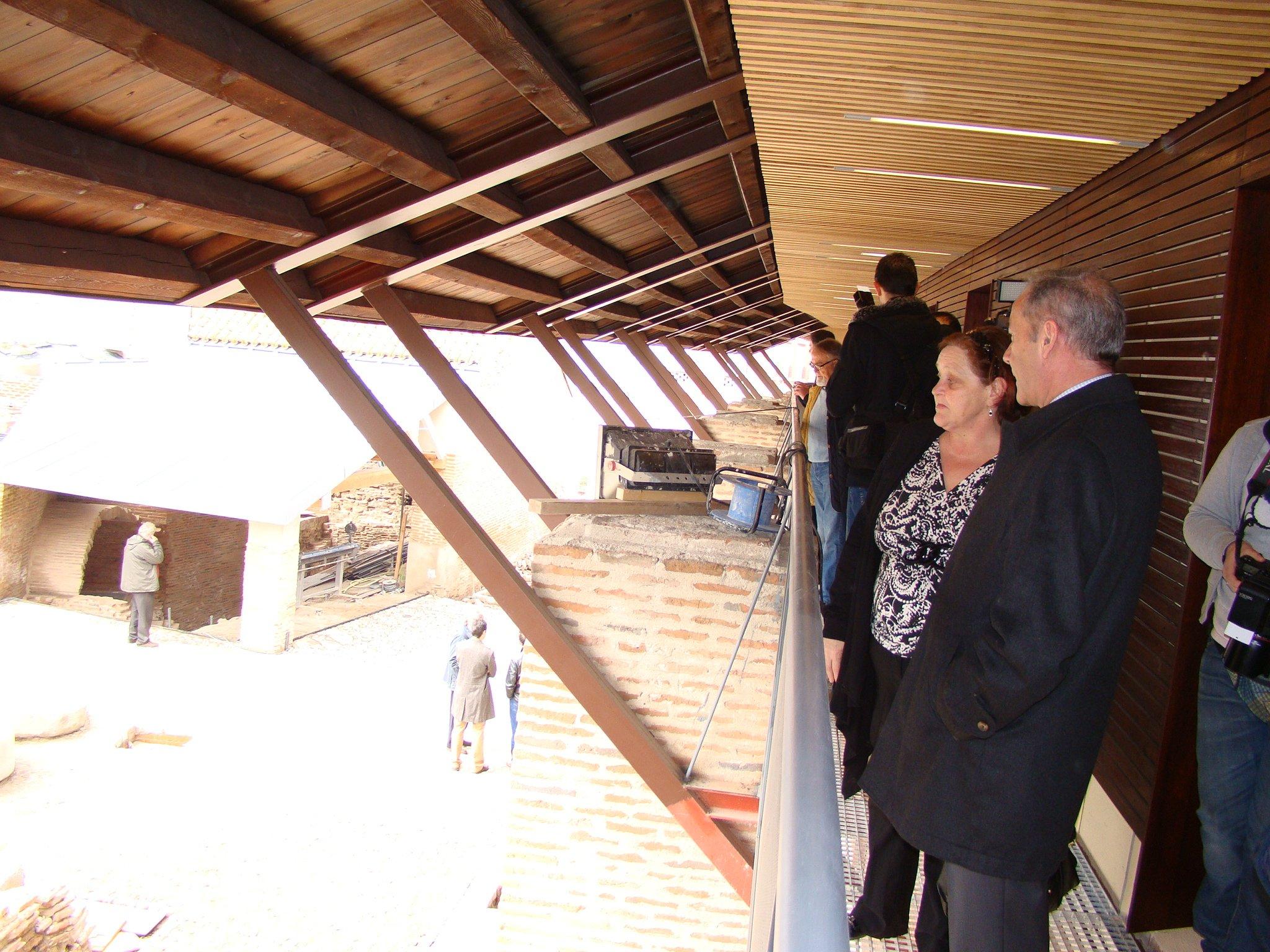 A punto la segunda biblioteca municipal de Talavera, en el Alfar del Carmen