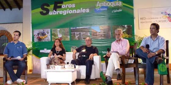 Grupo RV Edipress participó en Colombia en el primer encuentro nacional de periodistas de turismo