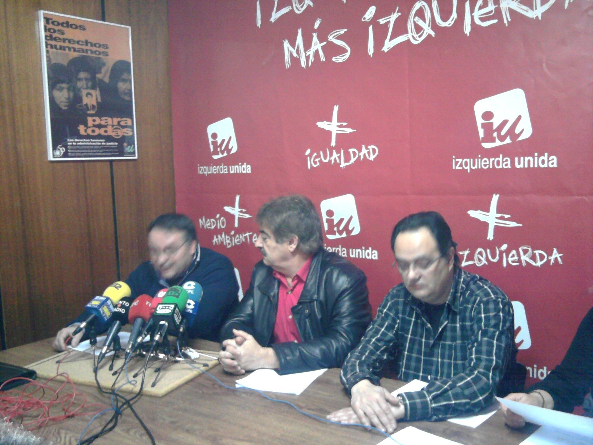 IU está segura que la alta velocidad no llegará a Talavera hasta 2015