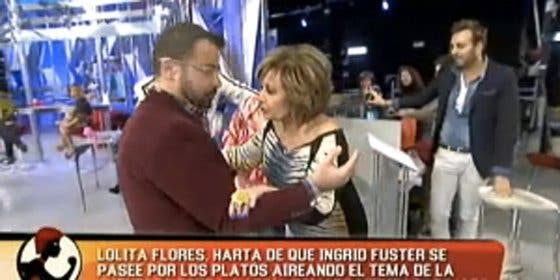 """Duro (y repetitivo) enfrentamiento entre la Campos y J.J. Vázquez: """"Te crees el centro del Universo ¡No me grites!"""""""