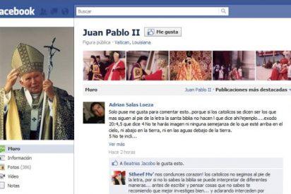 Abren una cuenta en Facebook para Juan Pablo II