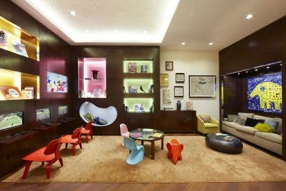 Louis Vuitton reinaugura su tienda de Dubai