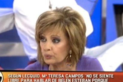 """Después de criticar el poder de la Esteban en T5, Mª Teresa Campos recula: """"Belén es una estrella"""""""