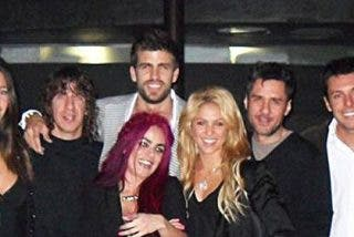 Gerard Piqué está harto de que le pregunten sobre Shakira