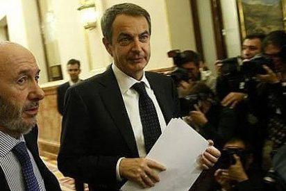 """El trecho que va de """"planear"""" a """"meditar"""" en Zapatero"""