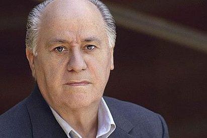 Amancio Ortega es ya el séptimo hombre más rico del mundo
