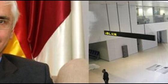 El gobierno de Barreda paga por viajar desde el Aeropuerto de Ciudad Real
