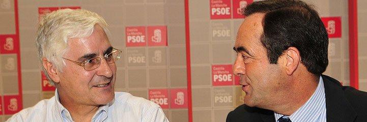 Los funcionarios de Castilla-La Mancha se movilizan contra el socialista Barreda