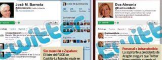 Los barones desobedecen a Zapatero y evitan la marca PSOE en las redes sociales