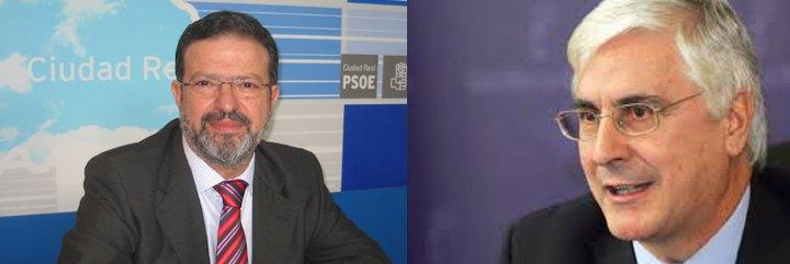 Nemesio de Lara humilla a Barreda y le margina en las listas del PSOE de Ciudad Real