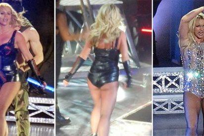 Britney Spears, 'Femme fatale' pero con kilos de más