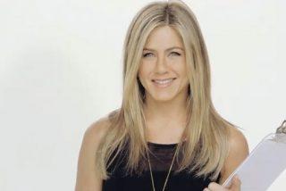 Jennifer Aniston cuelga su propio vídeo porno en Youtube
