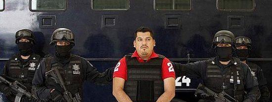 La policía mexicana captura al líder de Los Zetas en el estado de Oaxaca