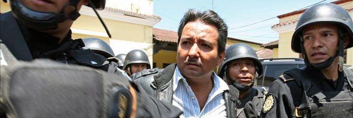 Detenido 'Chamalé', el narcotraficante más buscado de Guatemala