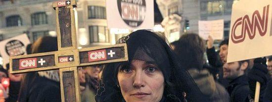 """Telecinco se niega a """"salvar"""" a las embarazadas en los despidos de CNN+ y Cuatro"""