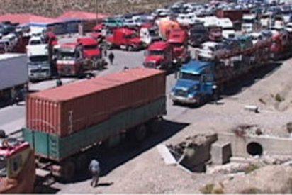 Bolivia: pagarán jugosas recompensas a los soplones