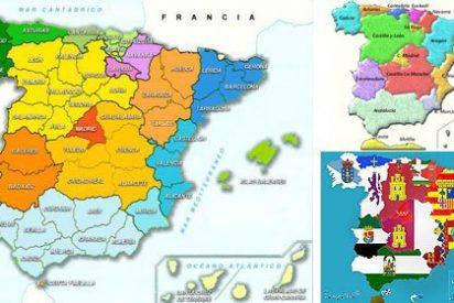 El despelote autonómico lastra a España y arruina a los españoles