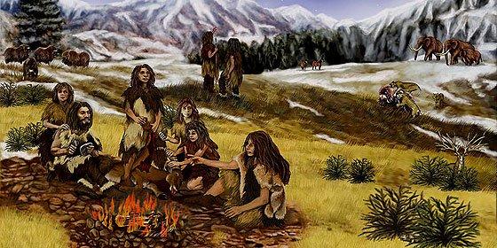 El ser humano dominó el fuego mucho más tarde de lo que se creía