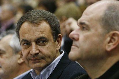La caída del profeta o como los sumisos se alejan de Zapatero