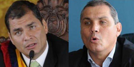 Rafael Correa y los millonarios contratos de su hermano