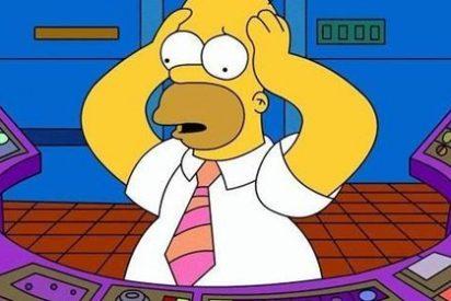 Los Simpson son censurados por la alarma nuclear en la central japonesa de Fukushima
