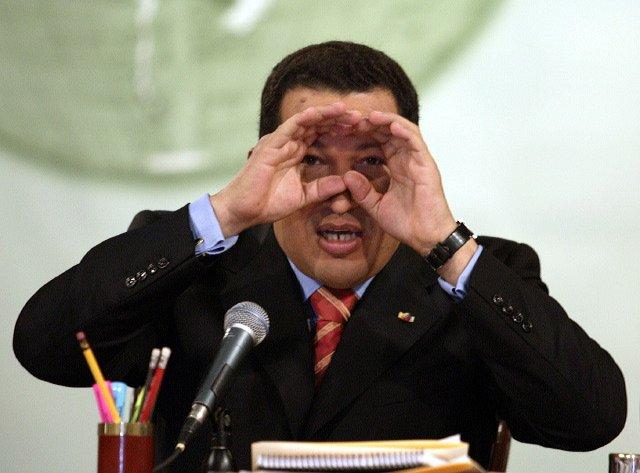 Premio de periodismo para Hugo Chávez en Argentina