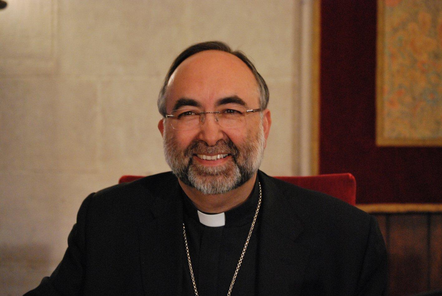 """Jesús Sanz: """"Tenemos que evangelizar con dolores y sudores"""""""