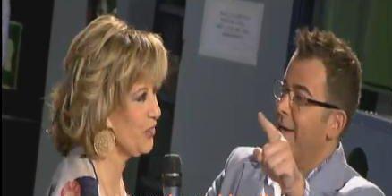 """J.J. Vázquez abandona el plató de 'Sálvame' tras un tenso 'rifirrafe' con la Campos: """"No me siento cómodo, no me gusta que me pongan contra las cuerdas"""""""