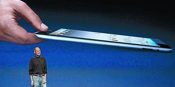 El iPad 2 cuesta en España 126 euros que en EEUU