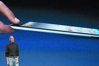 """Jobs presenta el iPad 2, """"más delgado"""" y con videocámara"""