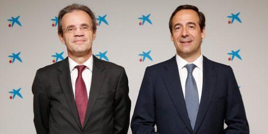 CaixaBank obtiene un beneficio de 839 millones (+31,6%) por la mejora de los ingresos bancarios