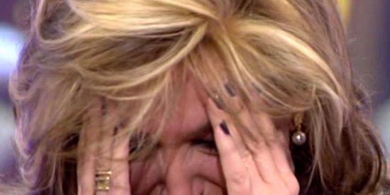Lydia Lozano se derrumba al escuchar un 'supuesto perdón' de Albano por el 'Caso Ylenia'