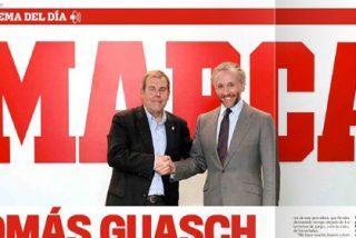 """Tomás Guasch, sobre su despido de Prisa: """"El mando manda, aunque mande mal"""""""