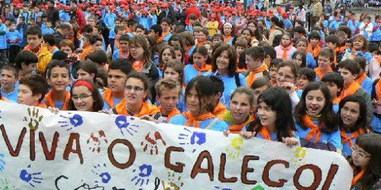 Un niño gallego de 6 años sufre un calvario por querer estudiar en español en La Coruña