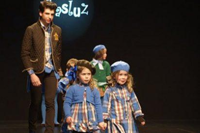 Un desfile infantil inaugura la XIV Pasarela de la moda de Castilla y León