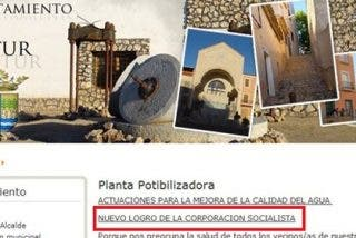 El PSOE de Barreda vuelve a utilizar el dinero y los medios públicos para hacerse campaña