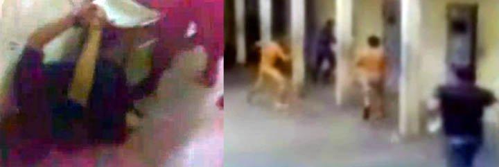 Un vídeo destapa torturas y vejaciones a presos en una cárcel de Mendoza, Argentina