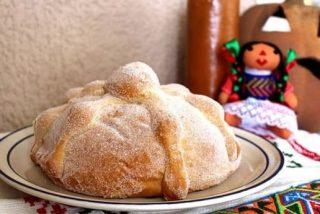 Pan de muerto clásico, receta mexicana