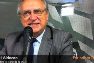 Patxi Aldecoa, candidato a Rector de la Universidad Complutense de Madrid: