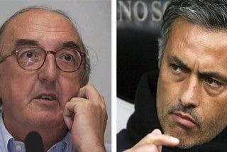 "Roures se mofa de ""las excusas de mal pagador"" de Mourinho: ""Yo no saqué de titular a Kaká por Di María"""