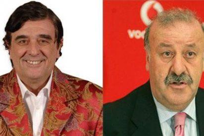 """Julián Ruiz critica la labor de Del Bosque con España y añora a Luis Aragonés: """"No se puede destrozar más un retrato perfecto"""""""
