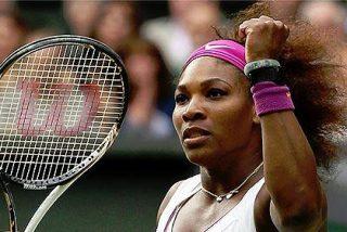Prohiben un anuncio de Serena Williams por... ¡demasiado sexy!