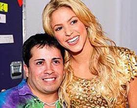 """Y Shakira conoció a """"Shakiro"""""""