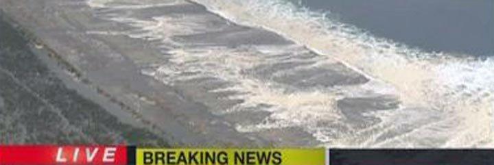 Alerta de tsunami en varios países de América Latina