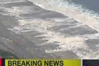 Devastador tsunami en Japón tras el mayor terremoto de su historia