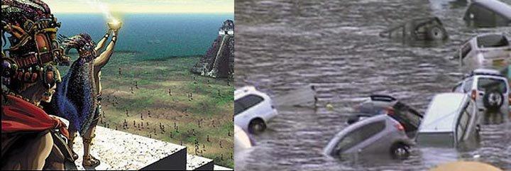 ¿Predijeron los mayas el tsunami de Japón?