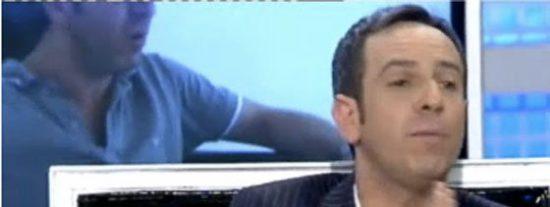 """El periodista Víctor Sandoval vuelve a hacer espectáculo de su divorcio: """"Mi marido es un hijo de puta y nos hemos zurrado varias veces"""""""