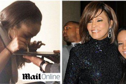 La hija de Whitney Houston, sorprendida consumiendo cocaína