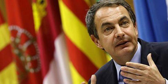 El capital apuntala a Zapatero